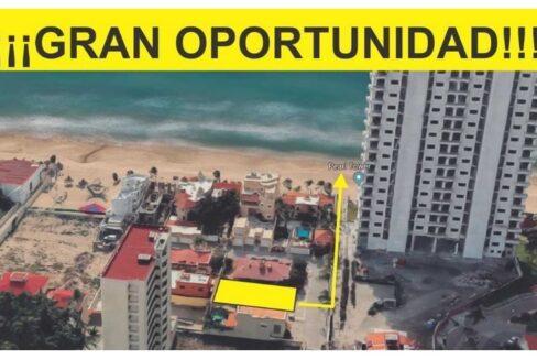 Se vende terreno en Sábalo Cerritos - Mazatlán
