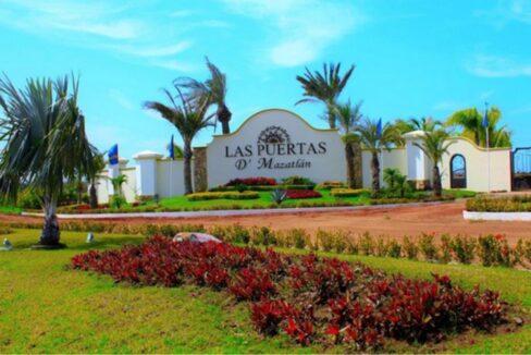 Se vende terreno en Puertas de Mazatlán