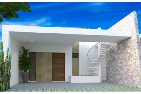 Pre-venta casa en La Pedrera modelo Granito