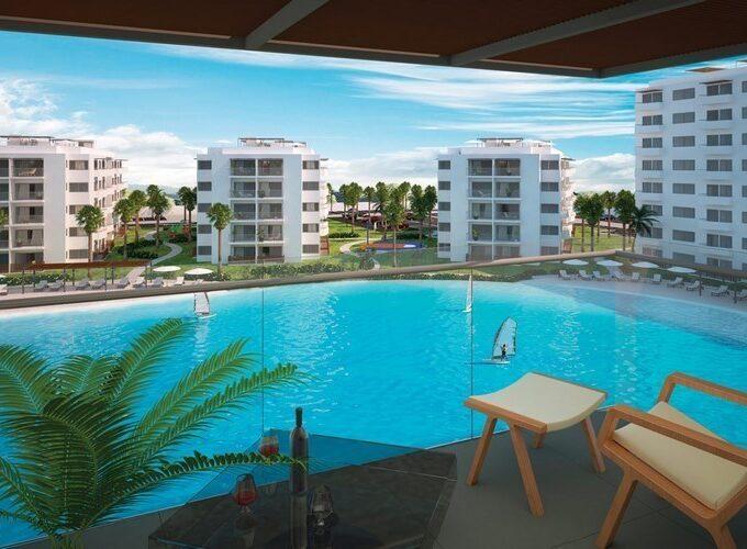 Pre-venta Condominos en Bluu Lagoons Mazatlán