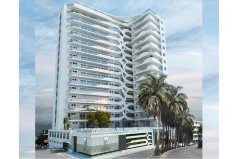 Se venden condominios en Torre Triana Centro de Mazatlán