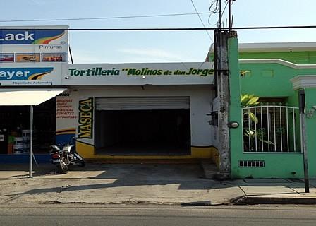Se vende local comercial en Av. Insurgentes - Mazatlán