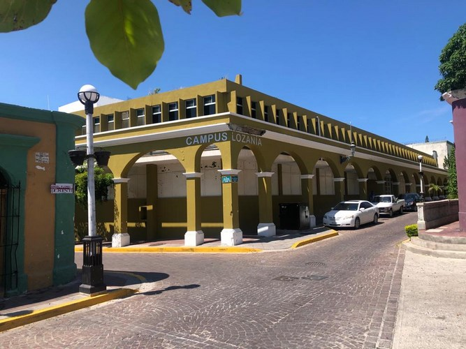 Se vende Edificio en el Centro Histórico de Mazatlán