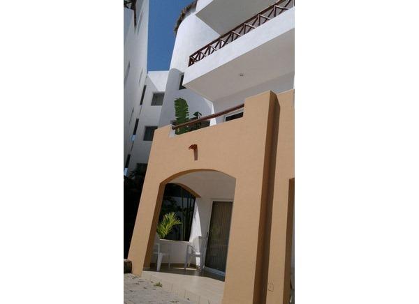 Se renta departamento en Marina Garden - Mazatlán