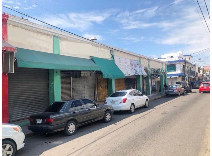 Se renta local en el Centro - Mazatlán