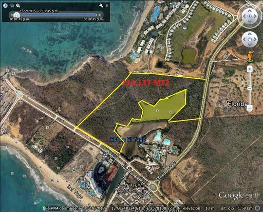 Se vende terreno en Av. Sabalo Cerritos - Mazatlán