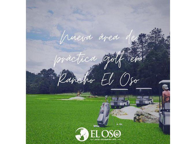 Venta de lotes con campo de Golf en Otinapa, Durango