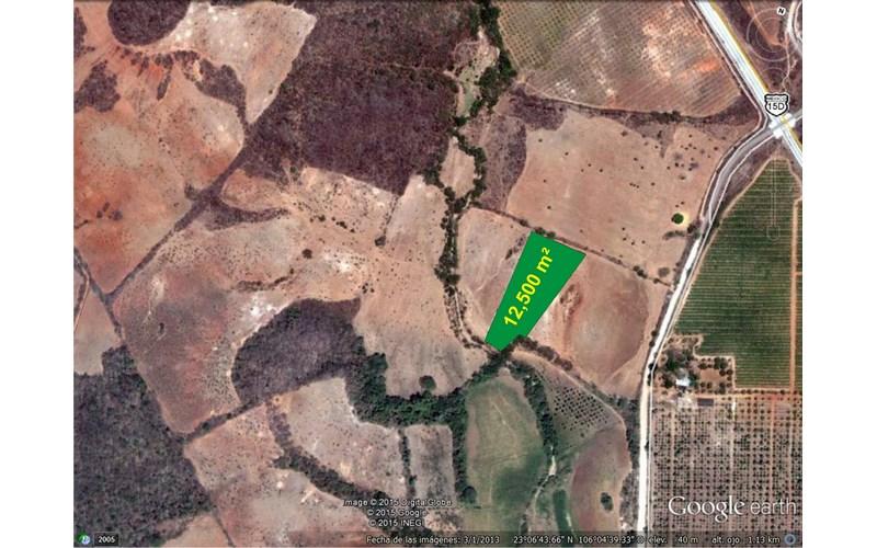 Se vende terreno en Tierra Santa