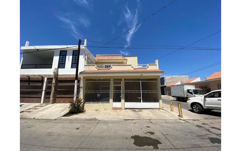 Se vende casa en Lico Velarde - Mazatlán