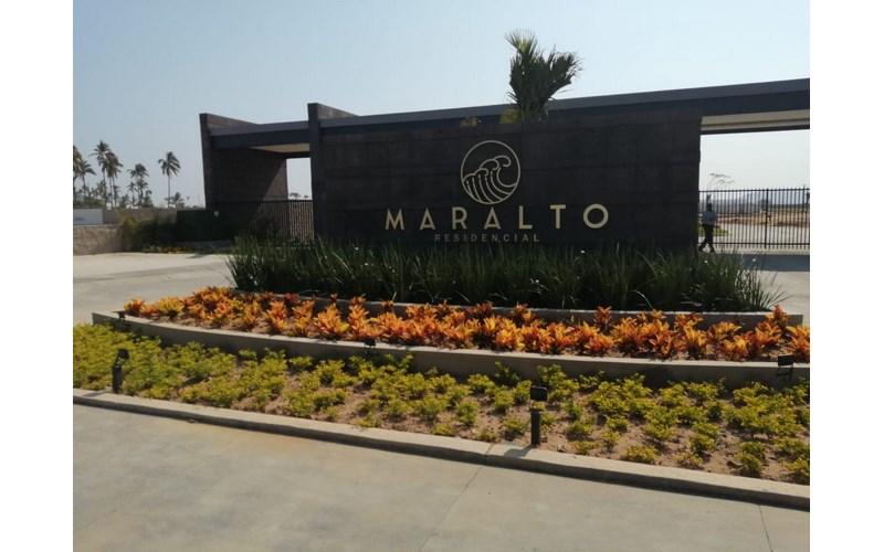 Se vende lote en Maralto Cerritos Mazatlán